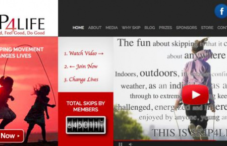 Skip4Life Community Portal